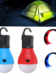 cheap -Lanterns & Tent Lights Mini Small 60 lm LED Emitters 3 Mode Mini Emergency Small Camping / Hiking / Caving Everyday Use Multifunction Yellow Green Red