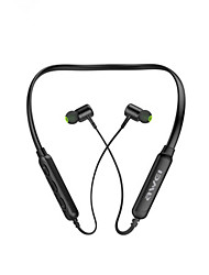 cheap -LITBest G30BL Neckband Headphone Wireless Earbud Bluetooth 4.2 Noise-Cancelling Stereo Waterproof IPX7