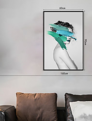 cheap -Framed Art Print Framed Set - People Pop Art PS Photo Wall Art