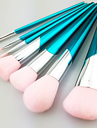 cheap -Professional Makeup Brushes 7pcs Soft New Design Adorable Comfy Synthetic Hair Aluminium for Makeup Brush