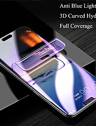 cheap -blue hydrogel film for samsung galaxy s8 plus s9 plus note 8 note 9 soft front film full cover tpu screen protector (not glass