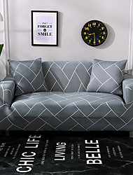 Недорогие -чехол для дивана модная линия с принтом из полиэстера