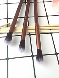 cheap -Professional Makeup Brushes 1 Piece Soft Mink Hair / Synthetic Hair Plastic for Concealer & Base