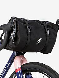 cheap -3-5 L Bike Handlebar Bag Bike Saddle Bag Portable Wearable Durable Bike Bag 600D Polyester Bicycle Bag Cycle Bag Cycling Outdoor Exercise Bike / Bicycle