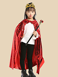 cheap -Inspired by Cosplay Hogwarts School of Witchcraft and Wizardry Anime Cosplay Costumes Japanese Cosplay Suits Cloak / Tiaras / Wand For Boys'