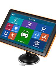 Недорогие -T19 9 дюймов 256 МБ 8 г HD Windows CE 6.0 автомобильный GPS-навигатор с сенсорным экраном для универсального