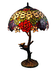 abordables -Traditionnel / Classique Design nouveau Lampe de Table Pour Chambre à coucher / Bureau / Bureau de maison Résine AC100-240V