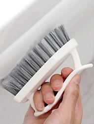 abordables -1pc Brosse de nettoyage Plastique simple