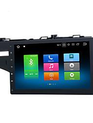 Недорогие -9-дюймовый Android 8.0 4 ГБ 32 ГБ 1din автомобильный GPS-навигатор с сенсорным экраном автомобильный мультимедийный DVD-плеер для Honda Fit 2013