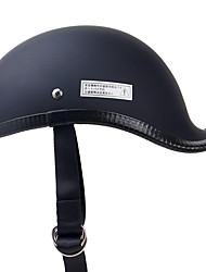 cheap -Unisex One-piece Light Weight Half Helmet Motorcycle Bike Helmet