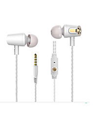 cheap -Langsdom R36 Wired In-ear Earphone Wired Earbud Stereo