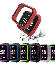 cheap -Cases For Fitbit Versa / Fitbit Versa Lite Soft TPU Guard Protective Silicone Compatibility Case Cover For Fitbit Versa Lite