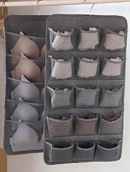 cheap -Fabrics Rectangle Cute Home Organization, 1pc Storage Bags