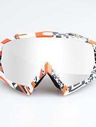 Недорогие -уникальные мотоциклетные очки для катания на лыжах очки для езды на велосипеде очки для занятий спортом на открытом воздухе