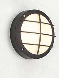Недорогие -светодиодное освещение ванной комнаты / настенное освещение скрытого монтажа / настенные светильники для наружного освещения алюминиевый настенный светильник для наружного освещения ip 65 угловой