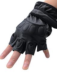 Недорогие -езда на велосипеде нейлоновые дышащие противоскользящие перчатки с волшебной лентой