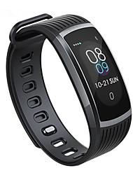 Недорогие -Смарт Часы Цифровой Современный Спортивные силиконовый 30 m Защита от влаги Пульсомер Bluetooth Цифровой На каждый день На открытом воздухе - Черный Черный / Синий Черный / Золотистый