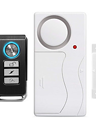 cheap -Wireless Anti-Theft Remote Control Door and Window Security Alarms Home Security Systems
