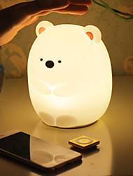 cheap -Nursery Night Light Baby & Kids' Night Lights For Children Cartoon with USB Port USB 1pc