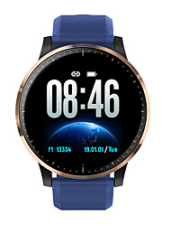 cheap -BoZhuo Q20 Men Women Smart Bracelet Smartwatch Android iOS Bluetooth Waterproof Heart Rate Monitor Blood Pressure Measurement Sports Calories Burned Pedometer Call Reminder Sleep Tracker Sedentary