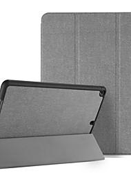 Недорогие -чехол для apple ipad (2018) / apple ipad (2017) ipad new air (2019) / ipad pro 10.5 противоударный / с подставкой для всего тела, чехлы из цельной кожи / тпу