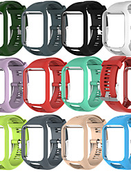 cheap -Watch Band for TomTom Runner 2 TomTom Sport Band Silicone Wrist Strap