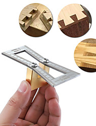 Недорогие -Маркер ласточкин хвост с масштабом деревообработка крест форма опалубка