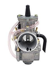 Недорогие -карбюратор генератора бензина карбюратора мотоцикла pwk 28mm для доработанного utv внедорожника atv