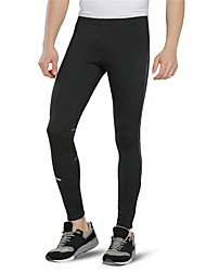 cheap -21Grams Men's Cycling Tights Spandex Bike Tights Pants Bottoms Breathable Quick Dry Sports Black Mountain Bike MTB Road Bike Cycling Clothing Apparel Form Fit Bike Wear / Stretchy