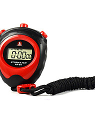cheap -Men's Women's Sport Watch Stopwatch Digital Black New Design Alarm Clock Stopwatch Digital Outdoor New Arrival - Black One Year Battery Life / Large Dial