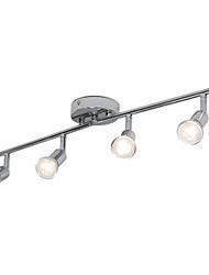 cheap -4-Light 62 cm Spot Light Metal Electroplated LED Modern 110-120V 220-240V