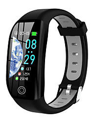 abordables -f21 bracelet intelligent bluetooth fitness tracker support informer / mesure de la pression artérielle gps intégrés montre intelligente étanche pour téléphones samsung / iphone / android
