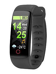 cheap -ZS05 Smart Wristband BT Fitness Tracker Support Notify & Waterproof Compatible Samsung/Android Phones/Iphone