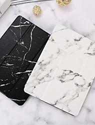 cheap -Case For Apple iPad Mini 3/2/1 / iPad Mini 4 / iPad Mini 5 with Stand / Flip Full Body Cases Marble PU Leather
