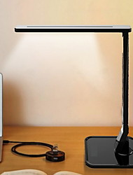 cheap -Desk Lamp Modern Contemporary USB Powered For Bedroom Study Room Office Acrylic 220V