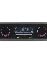 cheap -K503 12V Bluetooth Auto Radio 1Din FM Car Radio MP3 Player for universal