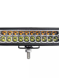 cheap -6inch 80W 20 LED 12V Work Light Flood Beam Driving Fog Headlights Lamp Bar Motorcycle Car SUV Off-road