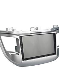 Недорогие -9 1din Android 8.0 4 ГБ 32 ГБ автомобильный GPS навигатор DVD-плеер с сенсорным экраном для Hyundai Tusun 2014