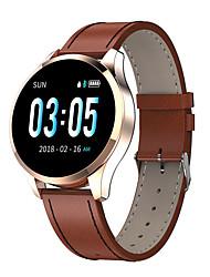 Недорогие -Imosi q9 умные часы мужчины женщины водонепроницаемый hr датчик кровяного давления мода фитнес-трекер smartwatch