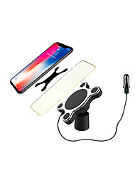 cheap -10W Qi Wireless Charger Car Air Vent Mount Magnetic Phone Stand For Samsung For iPhone XR Samsung S9 S8 Note 9