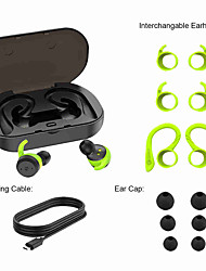cheap -LITBest LX-BE1018 TWS True Wireless Earbuds Wireless Earbud Bluetooth 5.0 with Microphone Waterproof IPX7