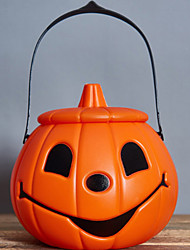 cheap -Holiday Decorations Halloween Decorations Decorative Objects Handheld Orange 1pc