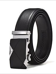 cheap -Men's Basic Waist Belt - Solid Colored