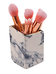 Недорогие -профессиональный Кисти для макияжа 10 шт. Новый дизайн Sexy Lady Градиент цвета Пластик за Косметическая кисточка