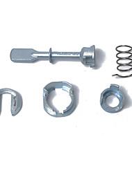 Недорогие -Ремкомплект цилиндра замка профессиональной двери автомобиля правый левый передний для ремня поло 6n0837223a