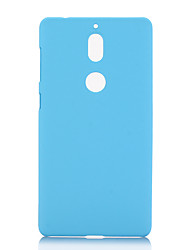 cheap -Case For Nokia Nokia 8 / Nokia 7 / Nokia 7 Plus Ultra-thin Back Cover Solid Colored TPU