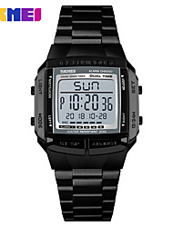 cheap -SKMEI 1381 Men Sports Watches Clock Waterproof LED Digital Electronic  Watches
