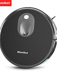 abordables -américain mamibot exvac680s automatique balayage intelligent robot balayage aspirateur vision