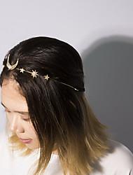 cheap -Women's Hair Ties For Copper Alloy Golden 1