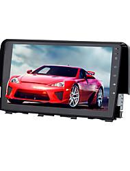 Недорогие -10.2 дюймовый 4 ГБ 32 ГБ 1 Din Android 8.0 Автомобильный GPS навигатор Автомобильный DVD-плеер для Honda Civic 2016